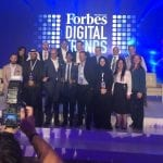 Luca Allam joins panel at Forbes ME Digital Trends event